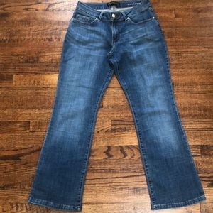 Lee Modern Series Boot Cut Curvy Fit Jeans SZ 10S